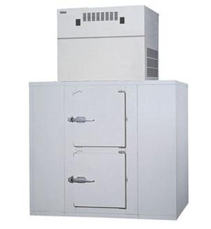 【送料無料】新品!パナソニック(旧サンヨー) 製氷機 840kg チップアイス SIM-C840N-PBA[厨房一番]