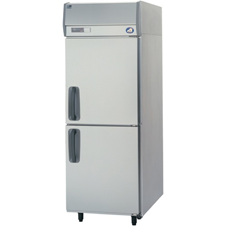 【送料無料】新品!パナソニック(旧サンヨー) 冷凍庫 W745*D800*H1950mm SRF-K783[厨房一番]