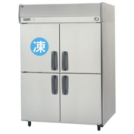 【送料無料】新品!パナソニック(旧サンヨー) 冷凍冷蔵庫 W1460*D800*H1950 SRR-K1581CS[厨房一番]