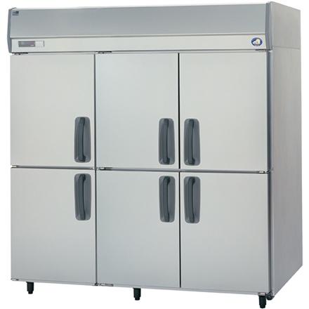 【送料無料】新品!パナソニック(旧サンヨー) 冷蔵庫 W1785*D800*H1950mm SRR-K1883[厨房一番]
