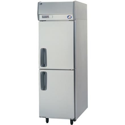 【送料無料】新品!パナソニック(旧サンヨー) 冷蔵庫 W615*D650*H1950mm SRR-K661[厨房一番]