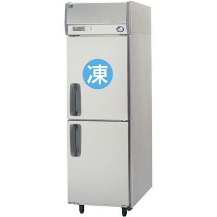 【送料無料】新品!パナソニック(旧サンヨー) 冷凍冷蔵庫 W615*D800*H1950 SRR-K681C[厨房一番]
