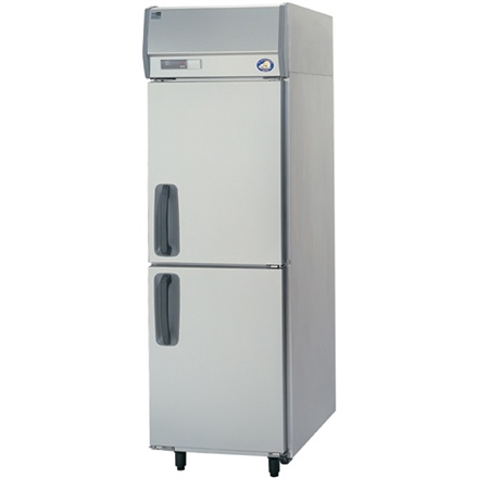 【送料無料】新品!パナソニック(旧サンヨー) 冷蔵庫 W615*D800*H1950mm SRR-K681[厨房一番]