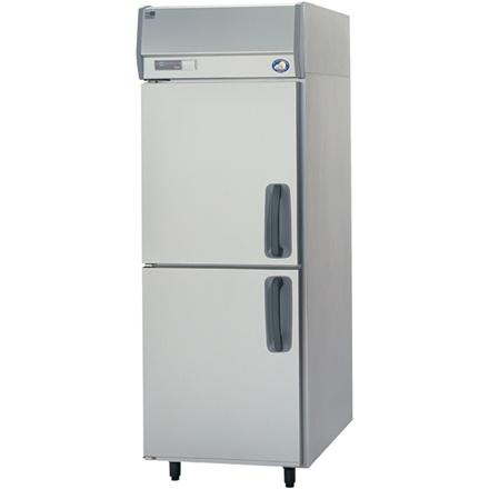 【送料無料】新品!パナソニック(旧サンヨー) 冷蔵庫(左開き) W745*D800 SRR-K781L[厨房一番]