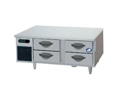 【送料無料】新品!パナソニック(旧サンヨー) ドロワー冷蔵庫 2段 SUR-DG1261-2A [厨房一番]