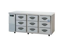 【送料無料】新品!パナソニック(旧サンヨー) ドロワー冷蔵庫 3段 SUR-DG1671-3A [厨房一番]