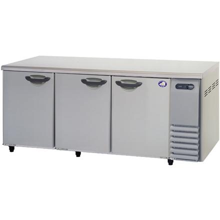 新品 パナソニック テーブル型冷蔵庫(コールドテーブル)センターピラーレスタイプ SUR-K1871SA-R