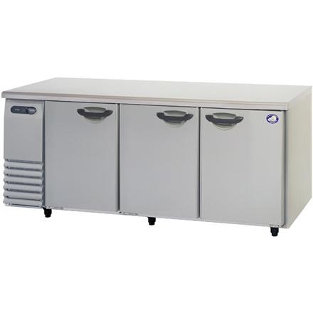 【送料無料】新品!パナソニック(旧サンヨー) コールドテーブル冷蔵庫 SUR-K1871SA(旧 SUR-G1871SA)[厨房一番]