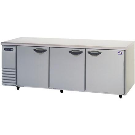 選択 業務用 卓越 冷蔵庫 パナソニック W2100×D600×H800 新品 センターピラーレスタイプ テーブル型冷蔵庫 SUR-K2161SA コールドテーブル