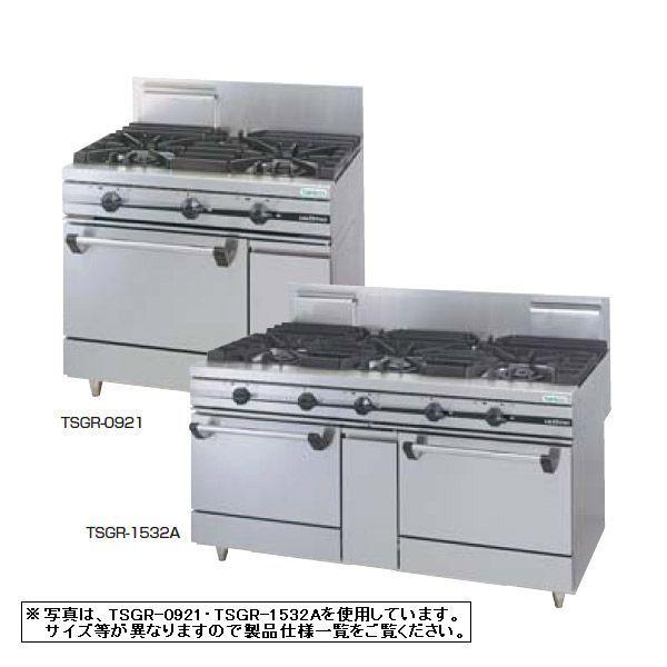 【送料無料】新品!タニコー ガスレンジ(4口) TSGR-1222 [厨房一番]