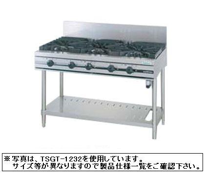 【送料無料】新品!タニコー ガステーブル(5口) TSGT-1232A [厨房一番]