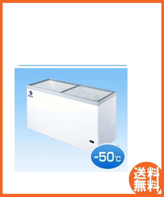 【送料無料】新品!ダイレイ 超低温冷凍ショーケース HFG-400D 368L [厨房一番]