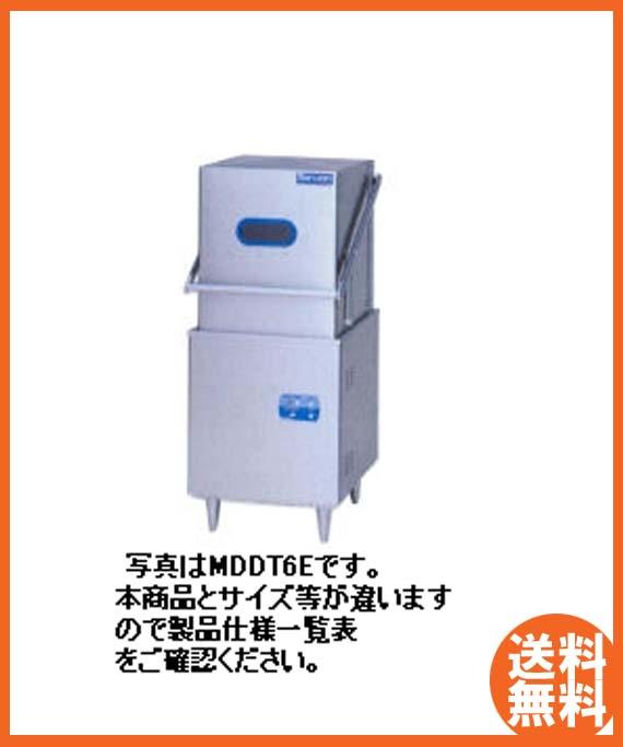 【送料無料】新品!マルゼン 電気式エコタイプ食器洗浄機【トップクリーン・ドアタイプ】 MDD6E[厨房一番]