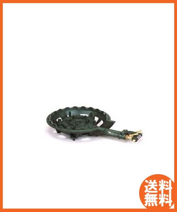【送料無料】新品!タチバナ 鋳物コンロ レギュラーバーナー TS-210[厨房一番]