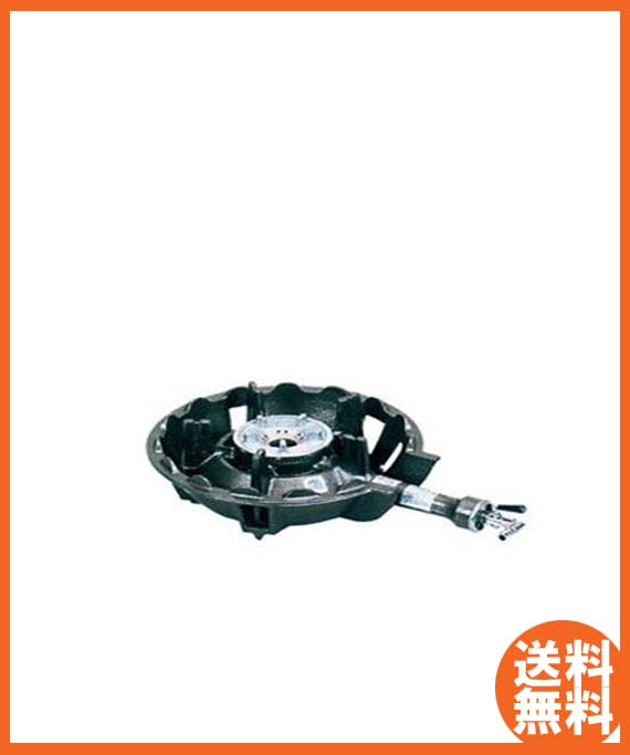 業務用厨房機器 送料無料 新品 海外並行輸入正規品 TS-501P タチバナ 鋳物コンロハイカロリーバーナー 高品質新品