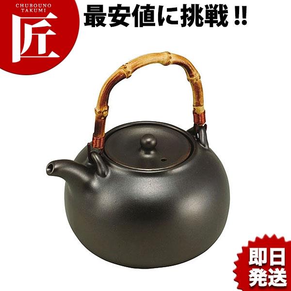 黒釉 鉄ビン 業務用 【ctss】