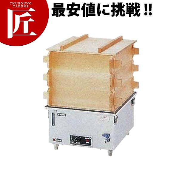 送料無料 エイシン 電気蒸し器 M-22 【ctss】 蒸し器 点心 飲茶 電気式 業務用 領収書対応可能