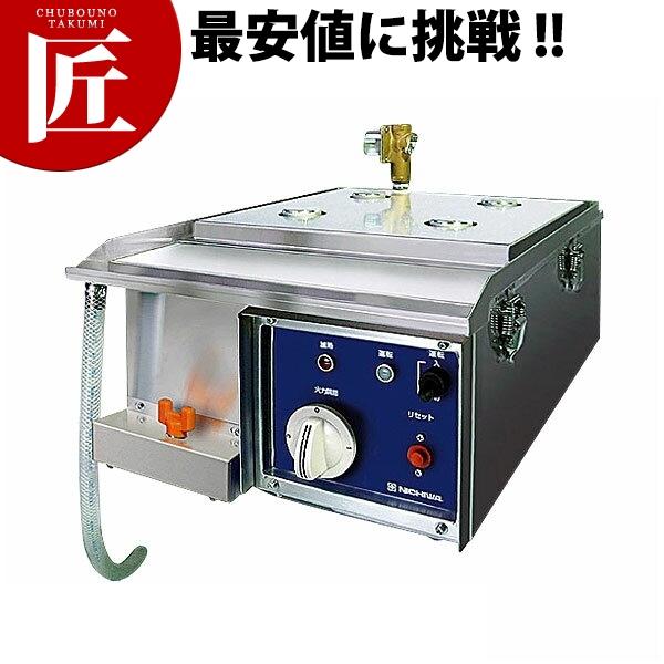 送料無料 ニチワ 電気蒸し器 NESA-354 【ctss】 蒸し器 点心 飲茶 電気式 業務用 領収書対応可能