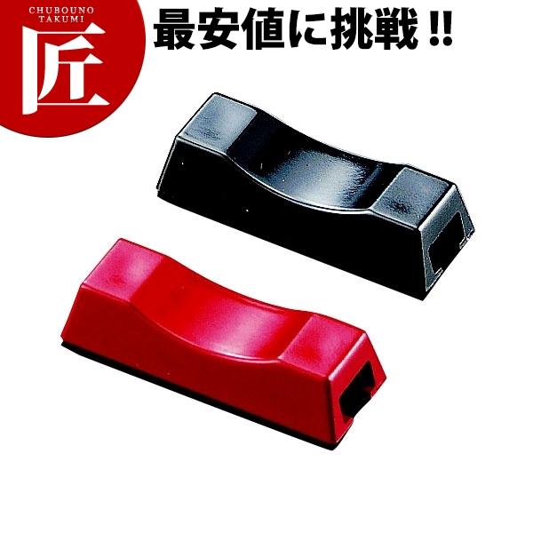 箸置き はし置き 箸おき いつでも送料無料 プラスチック 業務用 信憑 ctaa 四角用 あす楽対応 黒 10個入
