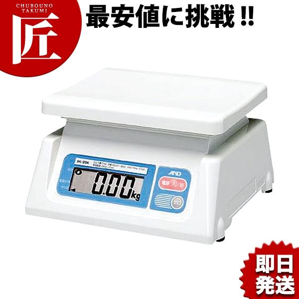 A&D デジタルはかり SLシリーズ 30kg SL-30Kはかり ハカリ 計り 量り キッチン スケール キッチンスケール デジタル デジタルはかり 業務用 あす楽対応 【ctss】