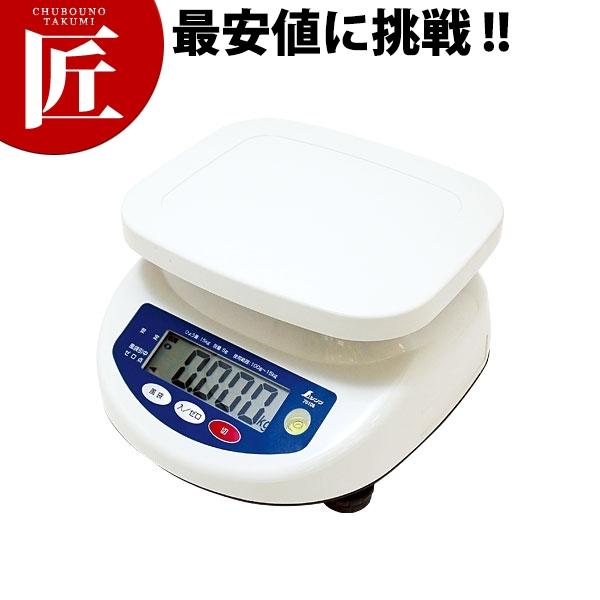 デカO型 30Kg BHK5330 (平皿付) 上皿自動ハカリ フジ