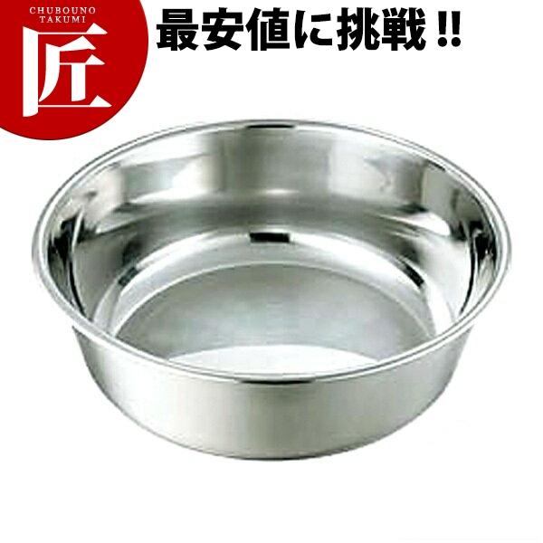 送料無料 PE 18-0ステンレス 洗い桶 60cm 50.0L 【ctss】 タライ たらい 洗い桶 ステンレス 燕三条 日本製 業務用 領収書対応可能