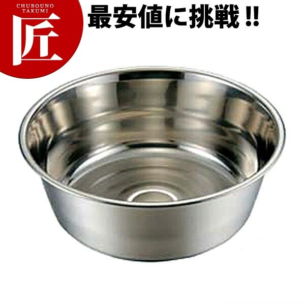 CLO 18-8ステンレス 料理桶(洗い桶) 55cm 【ctss】タライ たらい 洗い桶 ステンレス 燕三条 日本製 業務用 領収書対応可能