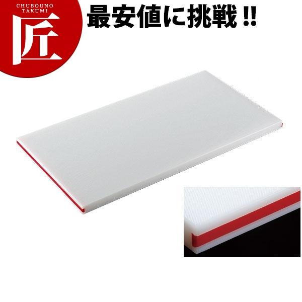 住友 スーパー耐熱まな板(カラーライン付) SSWKL赤 500×270×20mm【運賃別途】【700 B】【ctss】 領収書対応可能