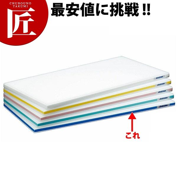 ポリエチレン かるがるまな板 標準タイプ SD 片面5mm ブルー 600×300×25mm【運賃別途】【ctss】 領収書対応可能