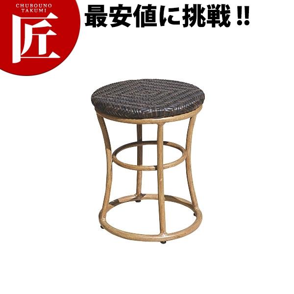 送料無料 アルミ椅子 デラックスタイプ 焼付け塗装 CH-551-DX【ctss】PPラタン ホテル・旅館・温泉などの浴室・更衣室に 領収書対応可能