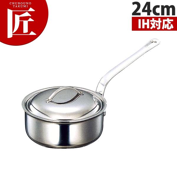 プロシード 2 浅型片手鍋 24cm【N】