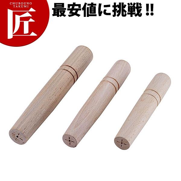 銅玉子焼(西27~30cm用)用木柄 大細 釘付
