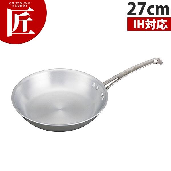 キングフロン ノーメイクフライパン(浅型) 27cm IH対応 【N】