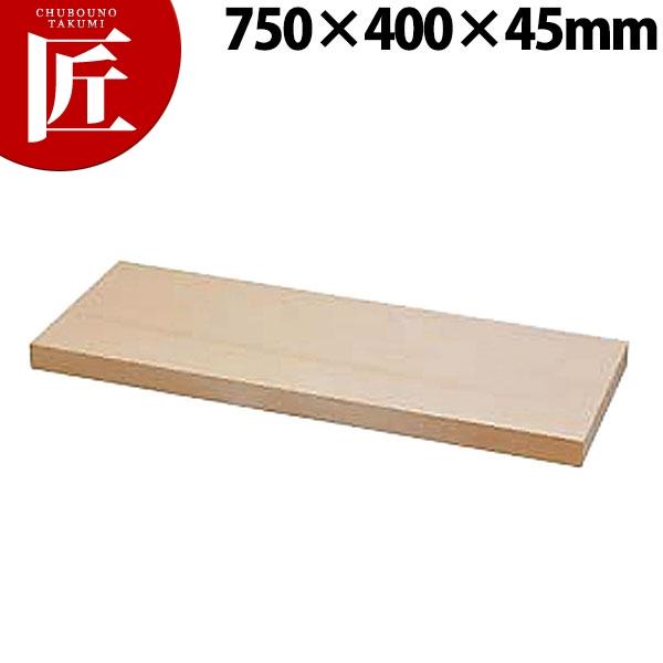 スプルスまな板 750x400x45【運賃別途】まな板 木製 木製まな板 業務用 領収書対応可能