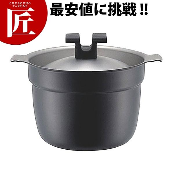 送料無料 ライスポット RP-5T Tタイプ 5合【ctss】炊飯鍋 IH対応 電磁調理器対応 業務用 領収書対応可能