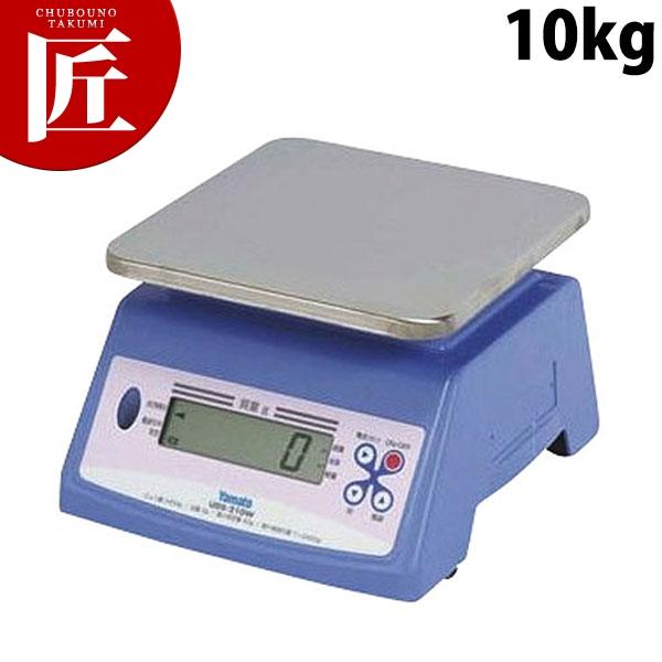 デジタル上皿自動秤 UDS-210W 10kg【N】