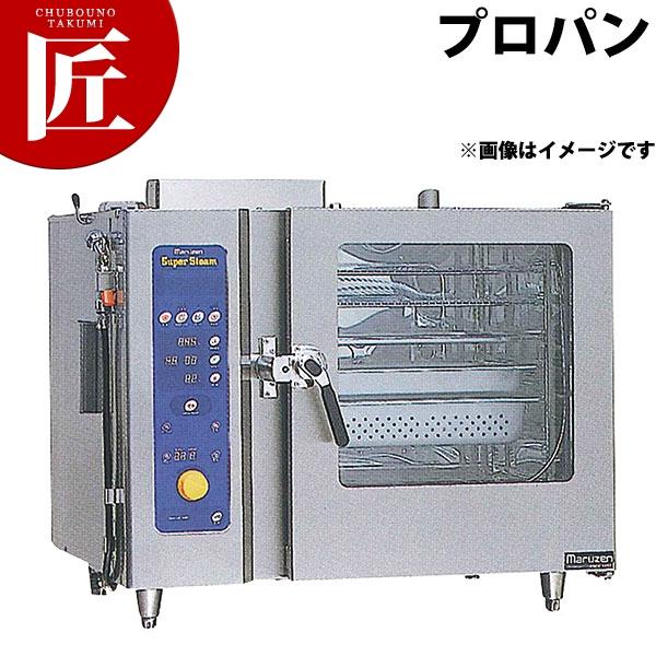スチームコンベクションオーブンガススーパースチーム SSCG-10SCNU LP【運賃別途】【N】