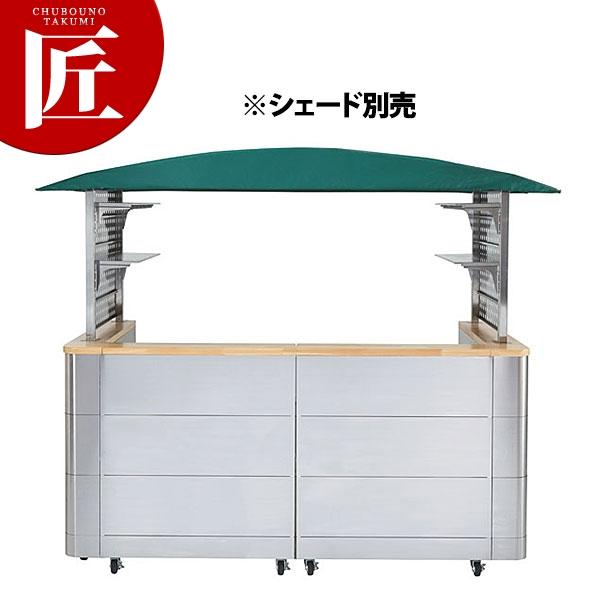 送料無料 ブース式ドコデモ☆クックオープン 標準仕様【ctss】移動販売 キッチンカー 領収書対応可能