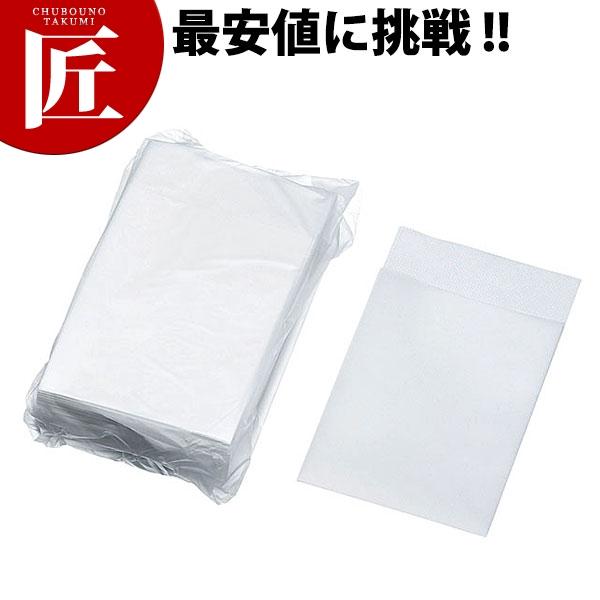 六ツ折ナフキン白無地波型100P×100束【N】