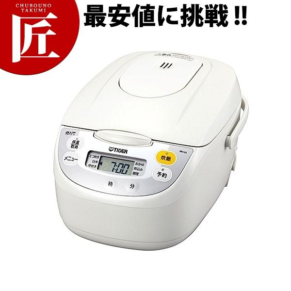 タイガー マイコン炊飯ジャー JBH-G101W(N)
