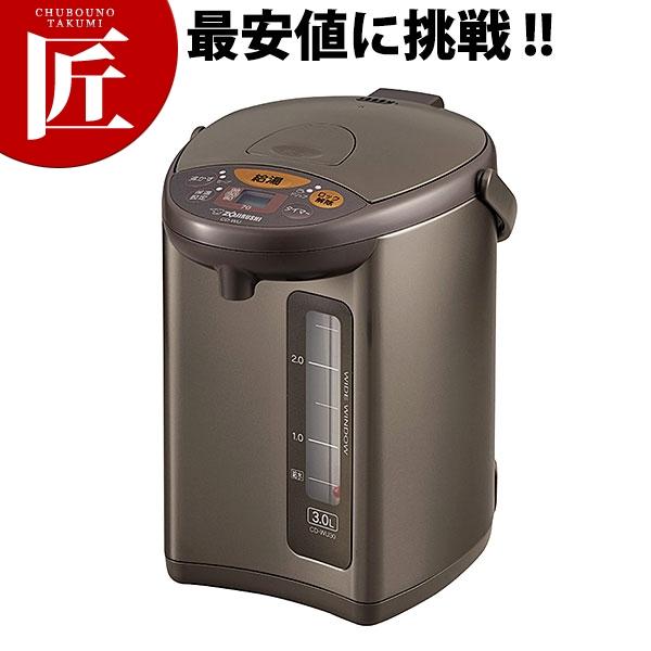 象印 マイコン沸騰電動ポット 3.0L CD-WU30(N)