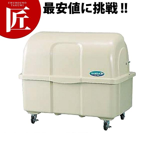送料無料 ジャンボペール HG1000C(キャスター付) 1000L 【ctss】 領収書対応可能