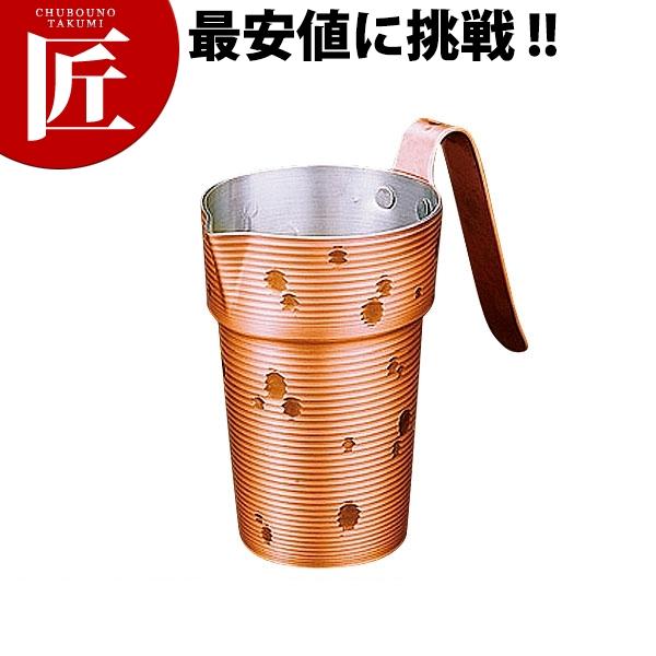 雪月花純銅チロリ(酒たんぽ) CF-31-1 1合(180mL) 【ctss】酒燗器 酒タンポ ちろり 熱燗 お燗 燗 燗酒 酒器 銅製 領収書対応可能