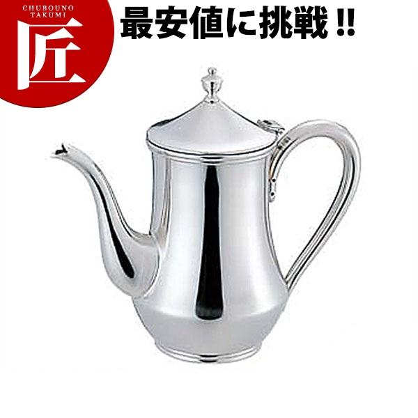 ES 18-8 ダイヤ型 コーヒーポット 3人用 400cc 業務用 コーヒーポット 業務用コーヒーポット ステンレスコーヒーポット 【ctss】