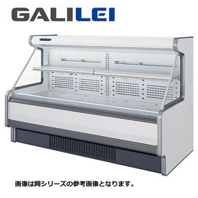 ランキングTOP10 新品 送料無料 北海道 沖縄 お金を節約 離島地域を除く フクシマガリレイ 冷凍機 オープンショーケース HMC-65RLTO1S 内蔵型 セミ多段型