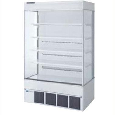 【新品 送料無料】■福島工業 フクシマ 冷凍機内蔵型 多段オープンショーケース MCK-45GKPOR-F 幅1165×奥行750