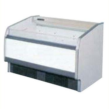 【新品 送料無料】■福島工業 フクシマ 冷凍機内蔵型 平型オープンショーケース MFC-45GOBTXS 幅1299×奥行900