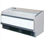 【新品 送料無料】■福島工業 フクシマ 冷凍機内蔵型 平型オープンショーケース MFX-55ROBSXS 幅1604×奥行1100