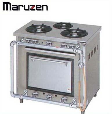 新品送料無料■マルゼン スタンダードタイプ ガスレンジ MGR-096DS