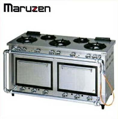 新品送料無料■マルゼン デラックスタイプ ガスレンジ MGRD-156D